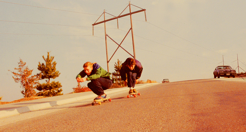 Mitch York, Mike Fortin